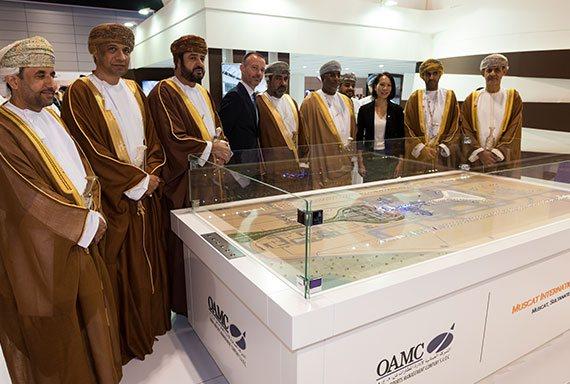 ACI Airport exchange 2017 OAMC, Oman, muscat img 01