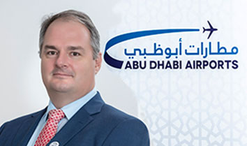 CEO, Abu Dhabi Airports, Bryan Thompson quote for airport exchnage 2019