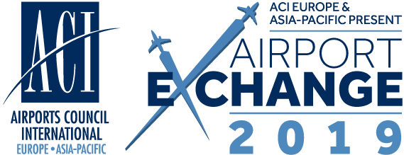 ACI Airport Exchange 2019 logo