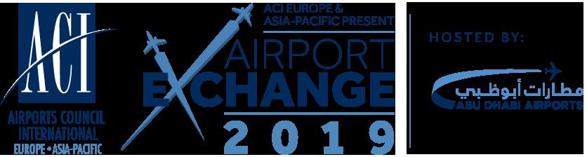 ACI Airport Exchange 2019 | 25 – 27 November 2019, ADNEC