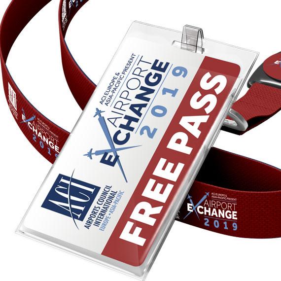 Exhibition pass