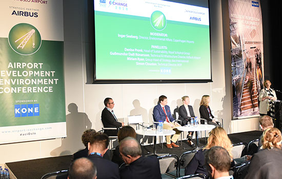Airport Development and Environment conference in Oslo 2018
