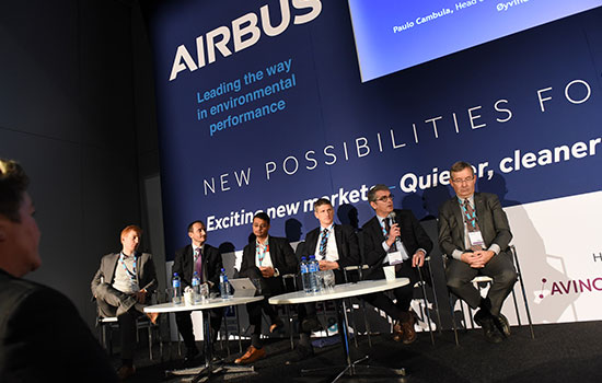 Airbus Airport Dedicated Conference conference in Oslo 2018