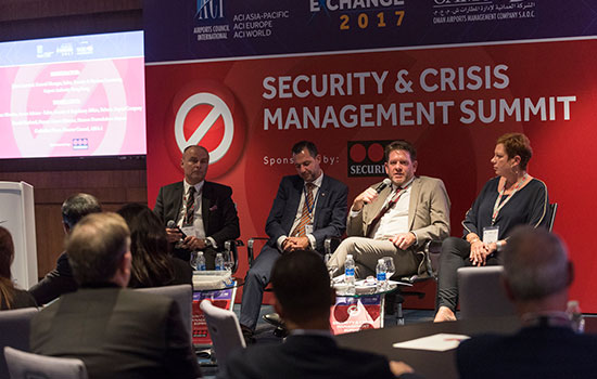 Airport Security Summit Conference conference in OMAN 2017