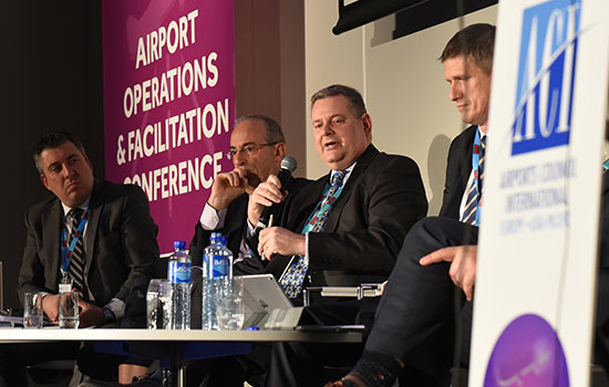 Airport Operations and Facilitation Conference in OSLO 2018