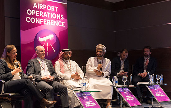 Airport Operations and Facilitation Conference in OMAN 2017