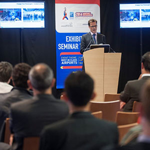 View more details of the Exhibition Seminar Theatre