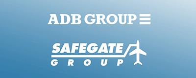 ACI Airport Exchange 2017 Exhibitor ADB Safegate logo