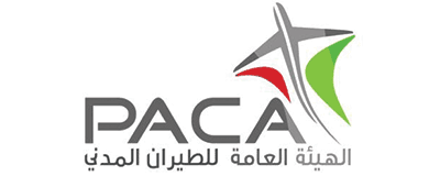ACI Airport Exchange 2017 Exhibitor Public Authority for Civil Aviation (PACA) logo